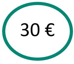 EspaceLe13 logo 30 euros