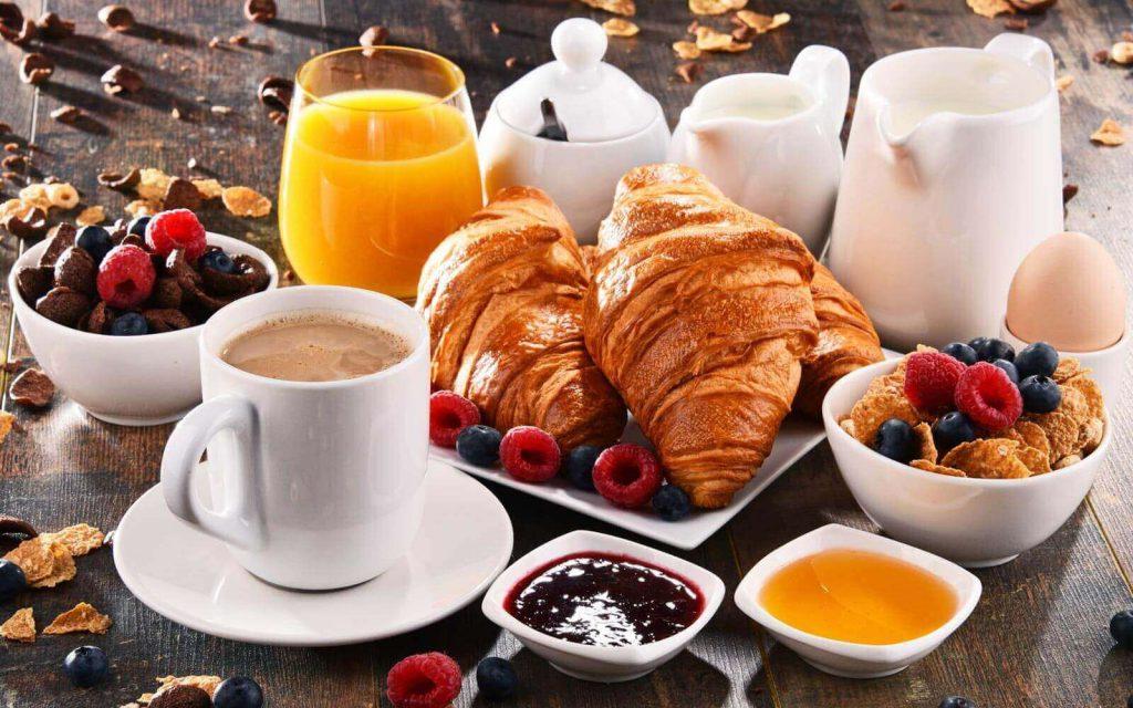 Espace Le 13 Petit Déjeuner